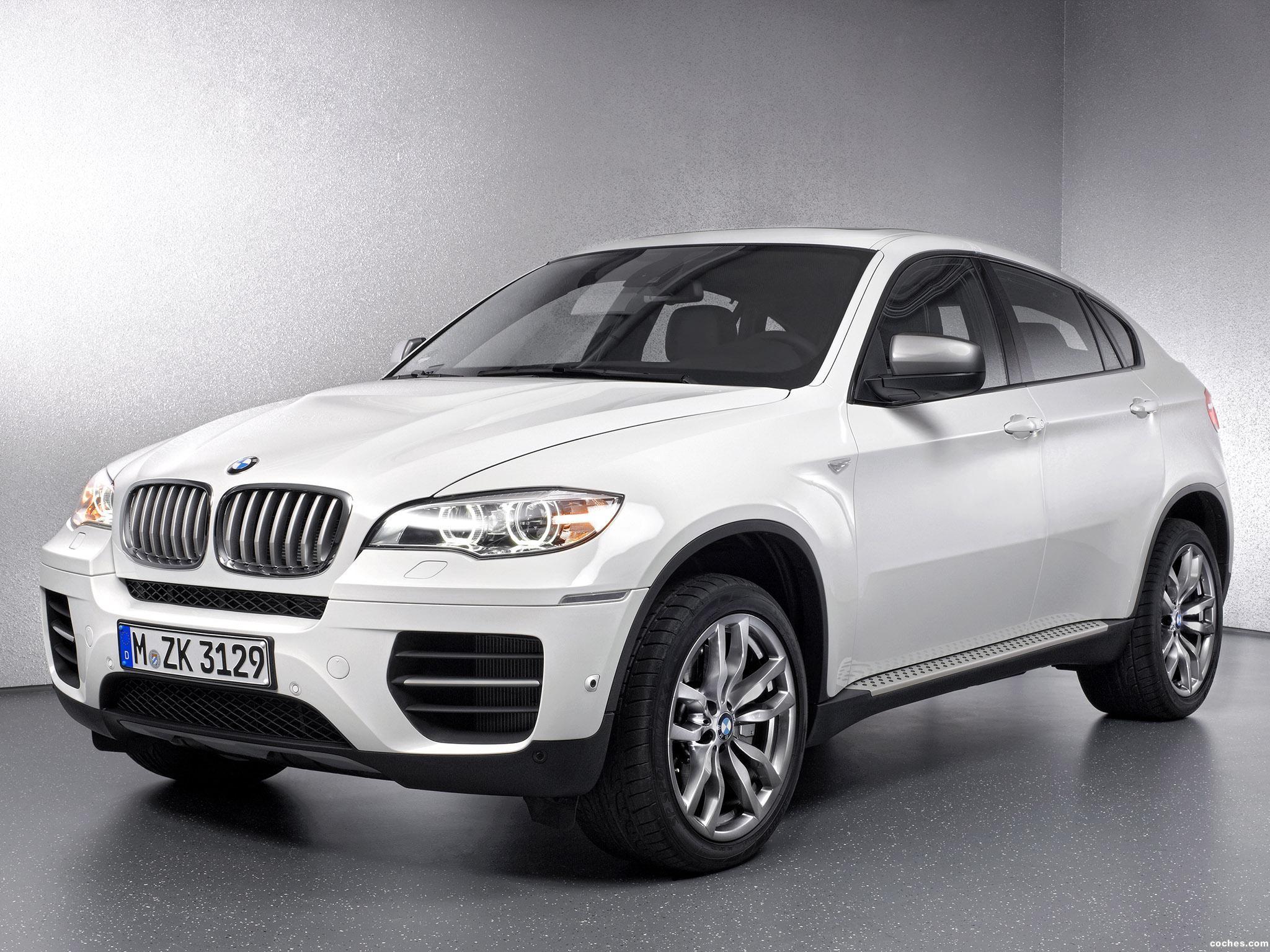 Foto 0 de BMW X6 M50d 2012