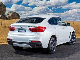 Ver foto 5 de BMW X6 M50d F16 Australia 2015