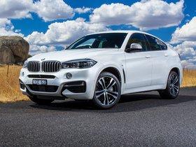 Ver foto 4 de BMW X6 M50d F16 Australia 2015