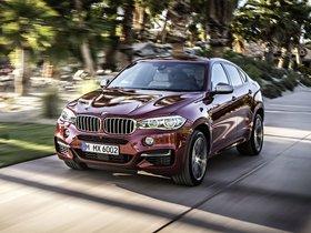 Ver foto 4 de BMW X6 M50d F16 2014