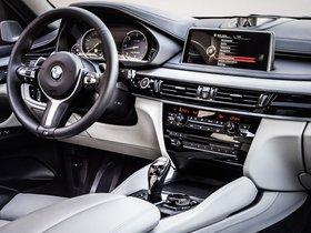 Ver foto 21 de BMW X6 M50d F16 2014