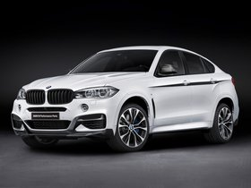 Ver foto 5 de BMW X6 M50d M Performance Accessories F16 2014