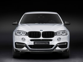 Ver foto 1 de BMW X6 M50d M Performance Accessories F16 2014