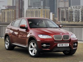 Ver foto 2 de BMW X6 UK 2008