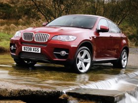 Fotos de BMW X6 UK 2008