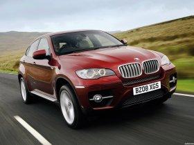Ver foto 10 de BMW X6 UK 2008