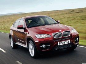 Ver foto 9 de BMW X6 UK 2008