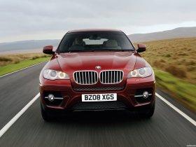 Ver foto 8 de BMW X6 UK 2008
