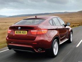 Ver foto 7 de BMW X6 UK 2008