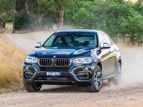 Ver foto 1 de BMW X6 xDrive30d F16 Australia 2015