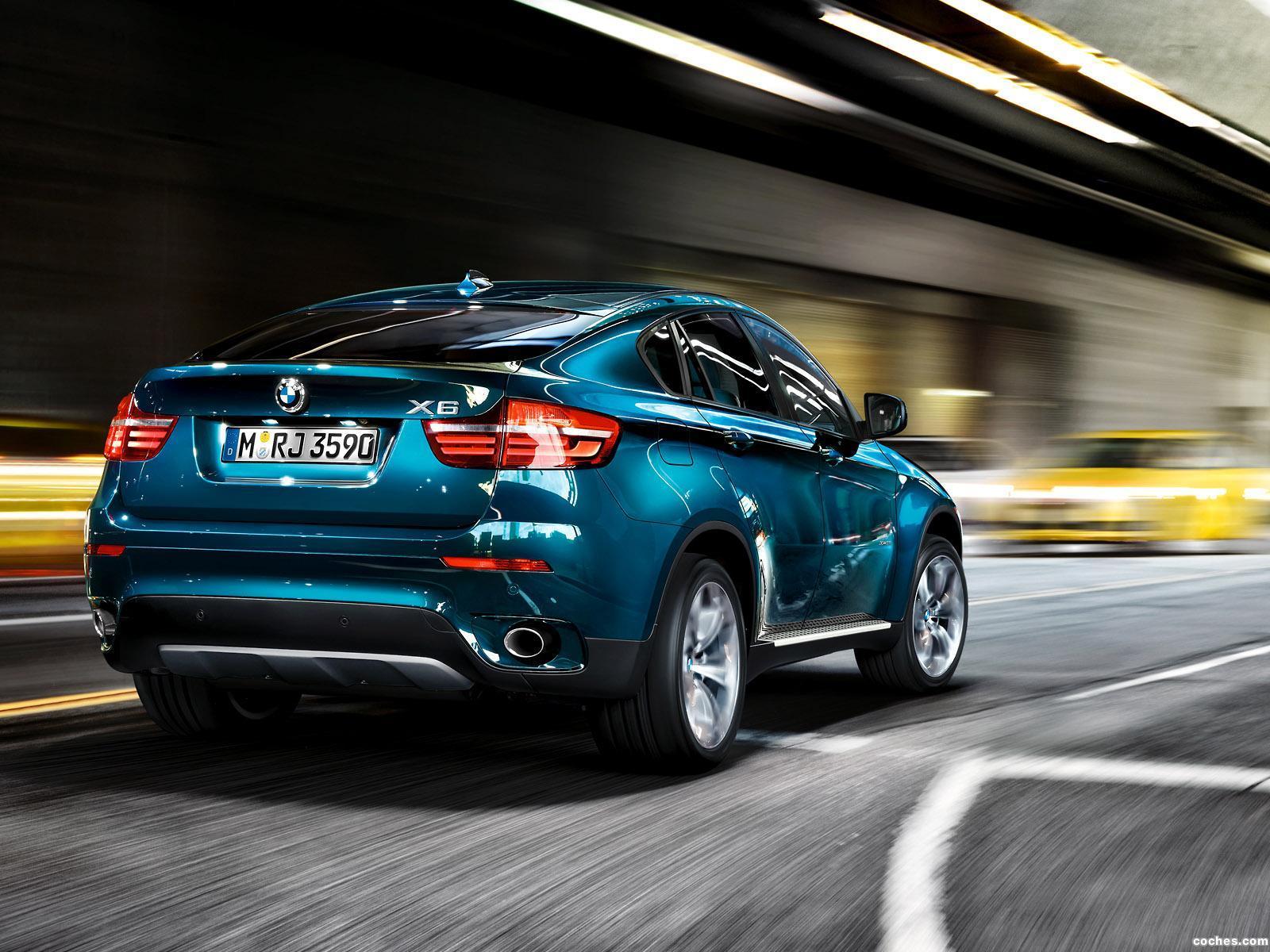 Foto 6 de BMW X6 xDrive35i E71 2012