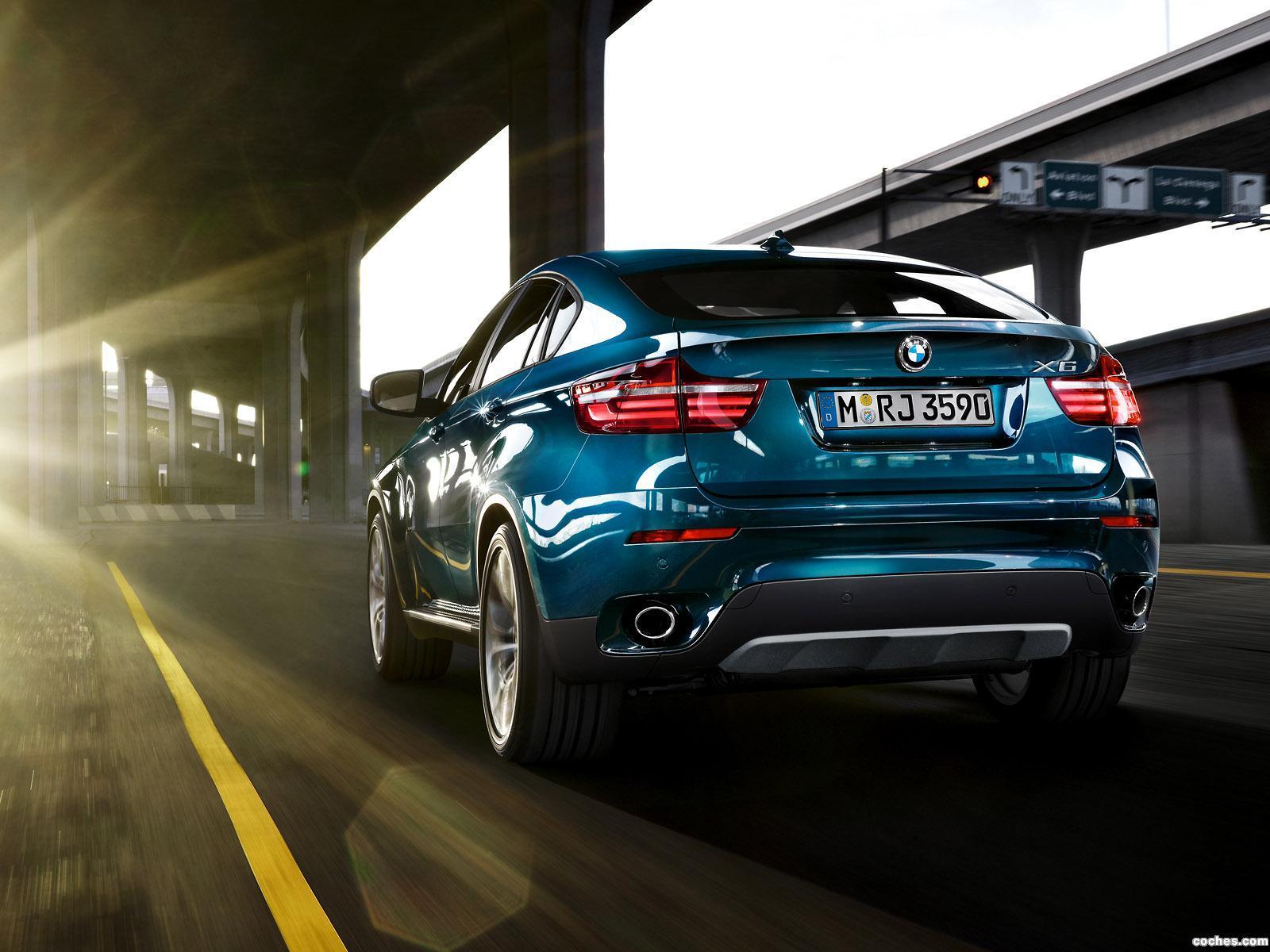 Foto 5 de BMW X6 xDrive35i E71 2012