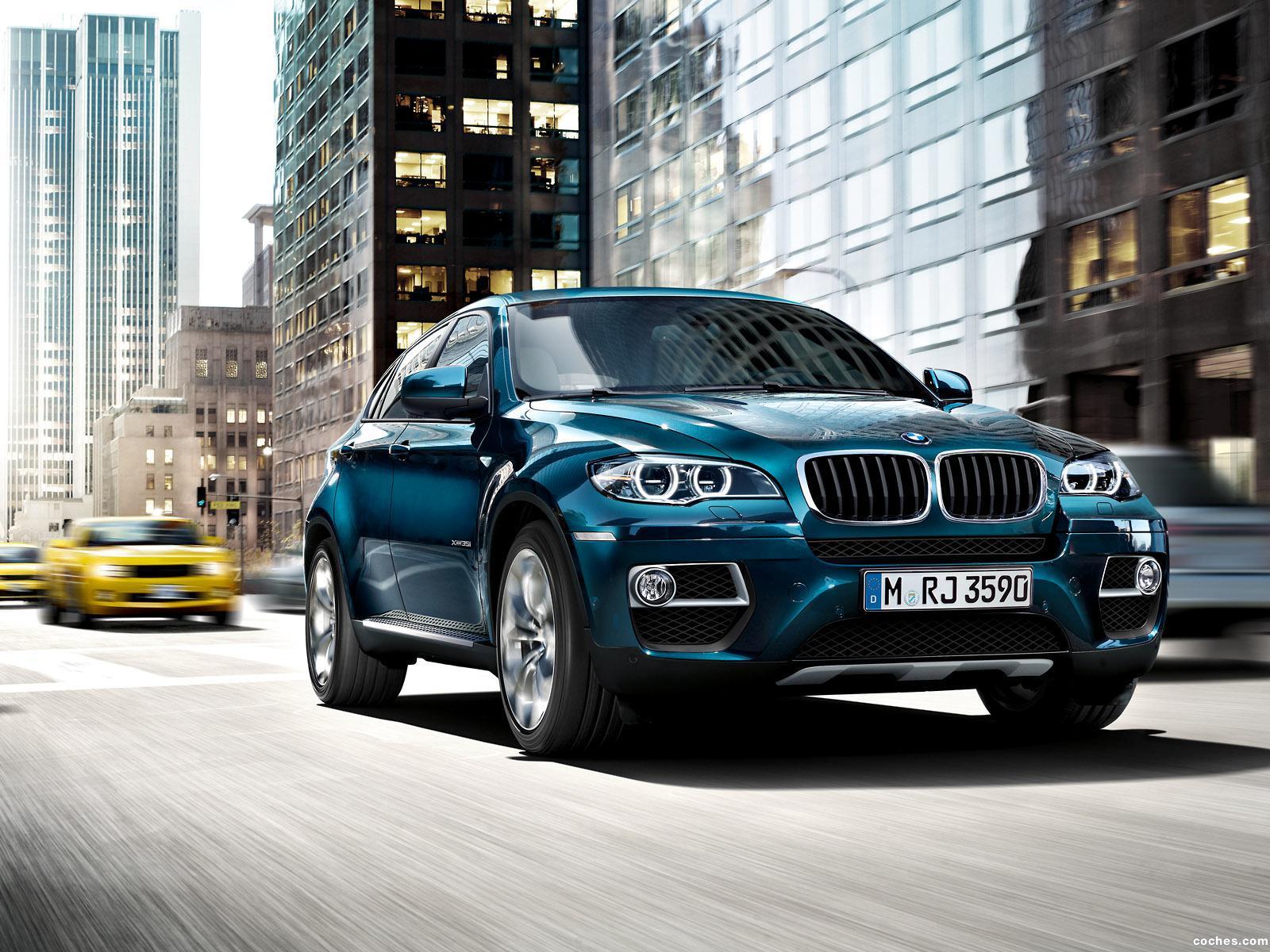 Foto 3 de BMW X6 xDrive35i E71 2012