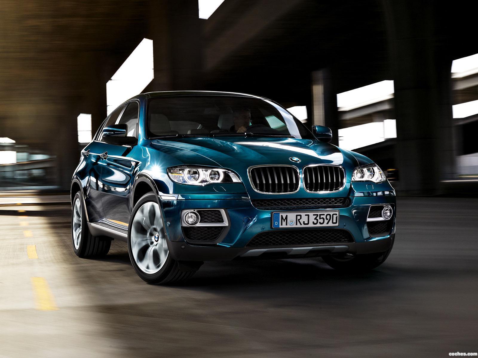 Foto 0 de BMW X6 xDrive35i E71 2012