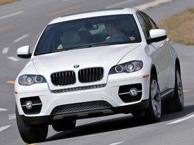 Ver foto 10 de BMW X6 xDrive35i E71 USA 2008