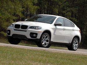 Ver foto 6 de BMW X6 xDrive35i E71 USA 2008