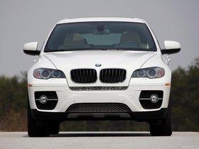 Ver foto 19 de BMW X6 xDrive35i E71 USA 2008