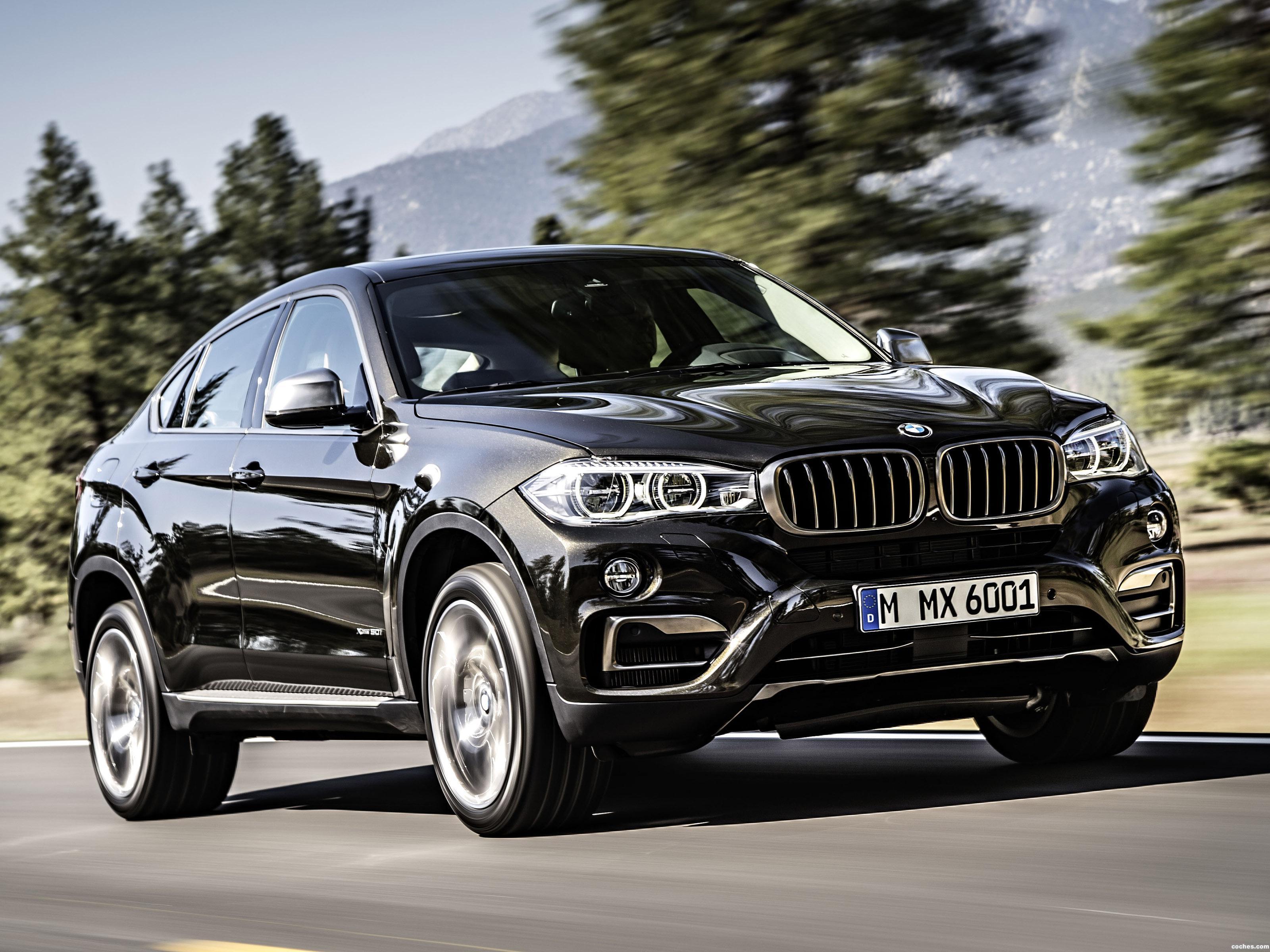 Foto 0 de BMW X6 xDrive50i F16 2014