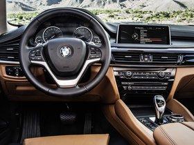 Ver foto 42 de BMW X6 xDrive50i F16 2014
