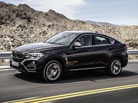Ver foto 25 de BMW X6 xDrive50i F16 2014