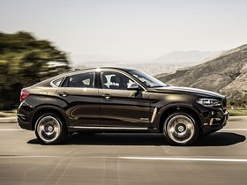 Ver foto 24 de BMW X6 xDrive50i F16 2014