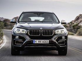 Ver foto 20 de BMW X6 xDrive50i F16 2014