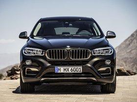Ver foto 16 de BMW X6 xDrive50i F16 2014