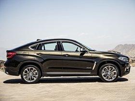 Ver foto 14 de BMW X6 xDrive50i F16 2014