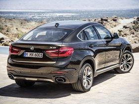 Ver foto 12 de BMW X6 xDrive50i F16 2014