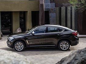 Ver foto 11 de BMW X6 xDrive50i F16 2014