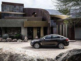 Ver foto 10 de BMW X6 xDrive50i F16 2014