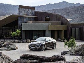 Ver foto 8 de BMW X6 xDrive50i F16 2014