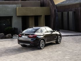 Ver foto 7 de BMW X6 xDrive50i F16 2014
