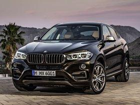 Ver foto 2 de BMW X6 xDrive50i F16 2014