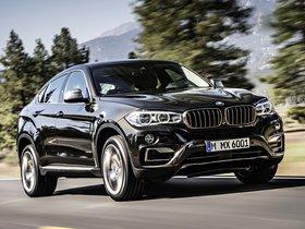 Ver foto 1 de BMW X6 xDrive50i F16 2014