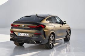 Ver foto 12 de BMW X6 M50i 2019