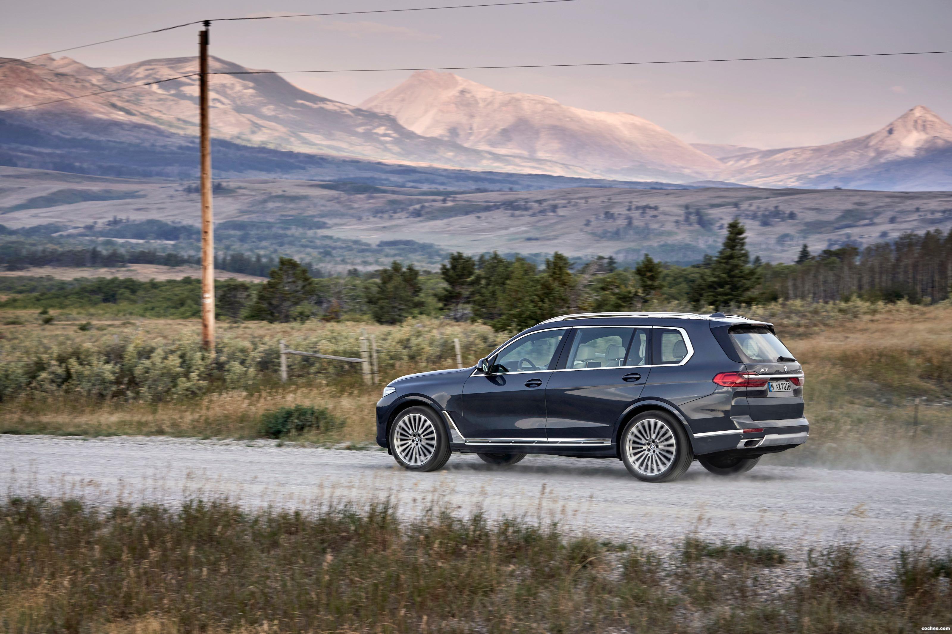 Foto 23 de BMW X7 xDrive40i (G07) 2019