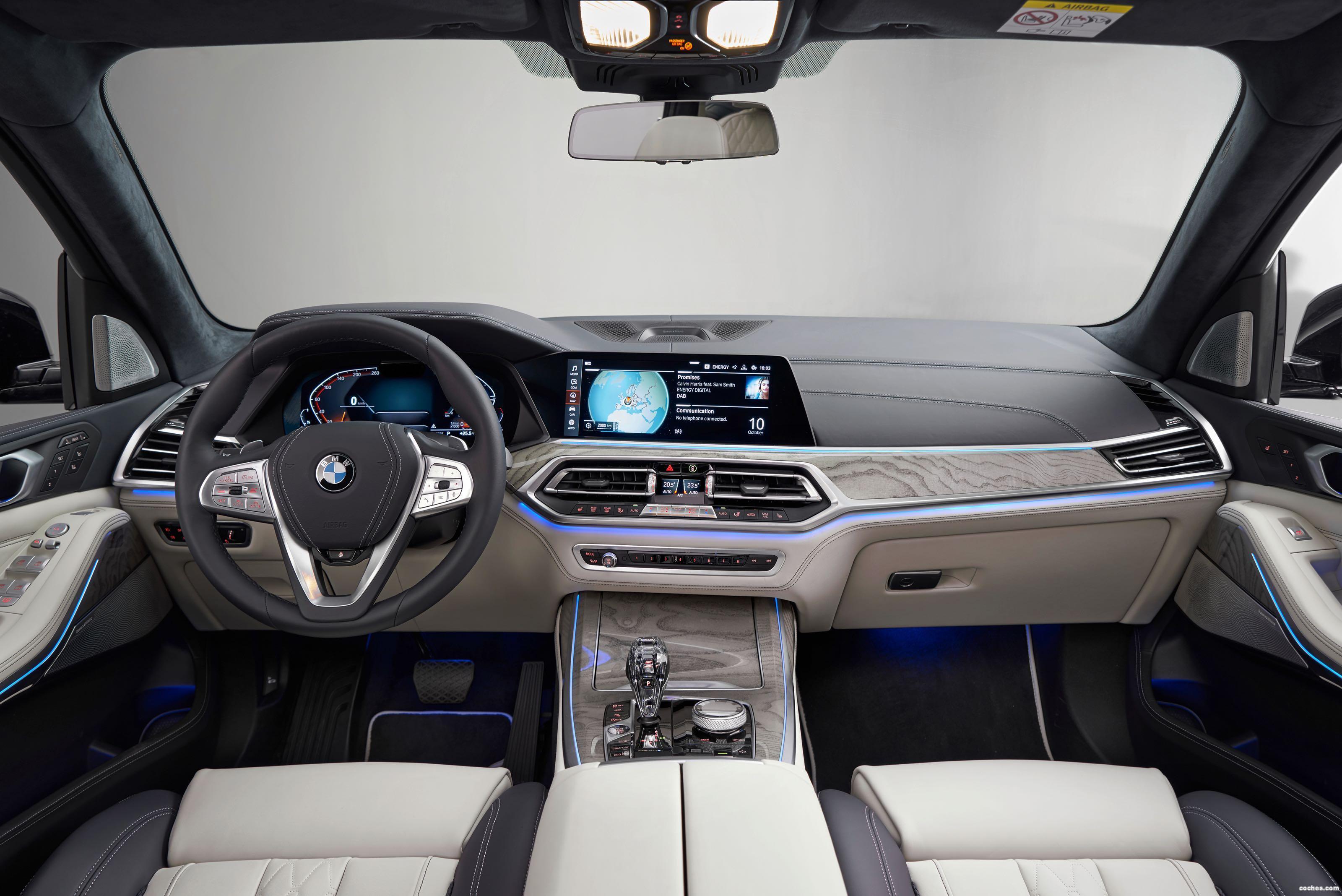 Foto 58 de BMW X7 xDrive40i (G07) 2019