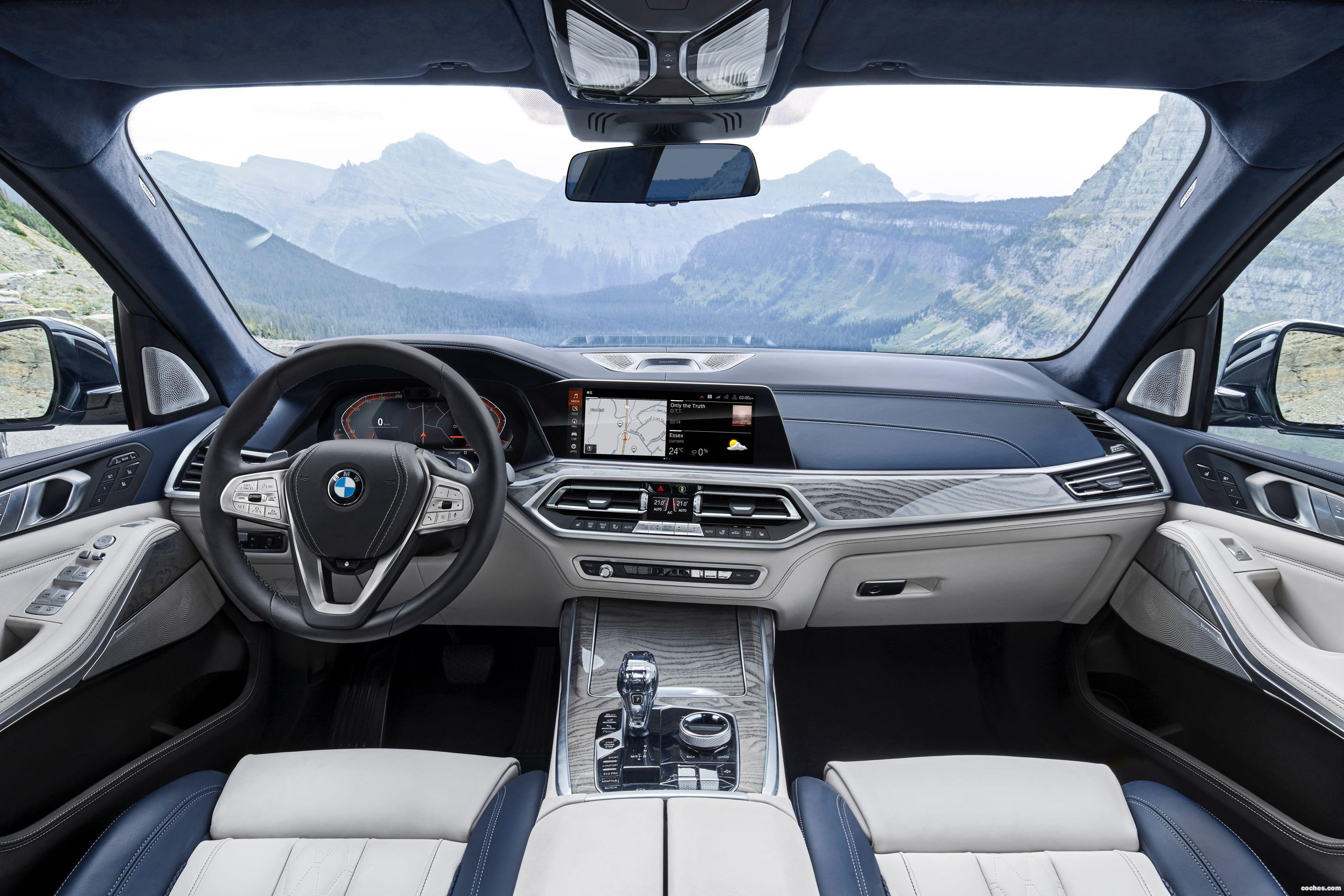 Foto 27 de BMW X7 xDrive40i (G07) 2019