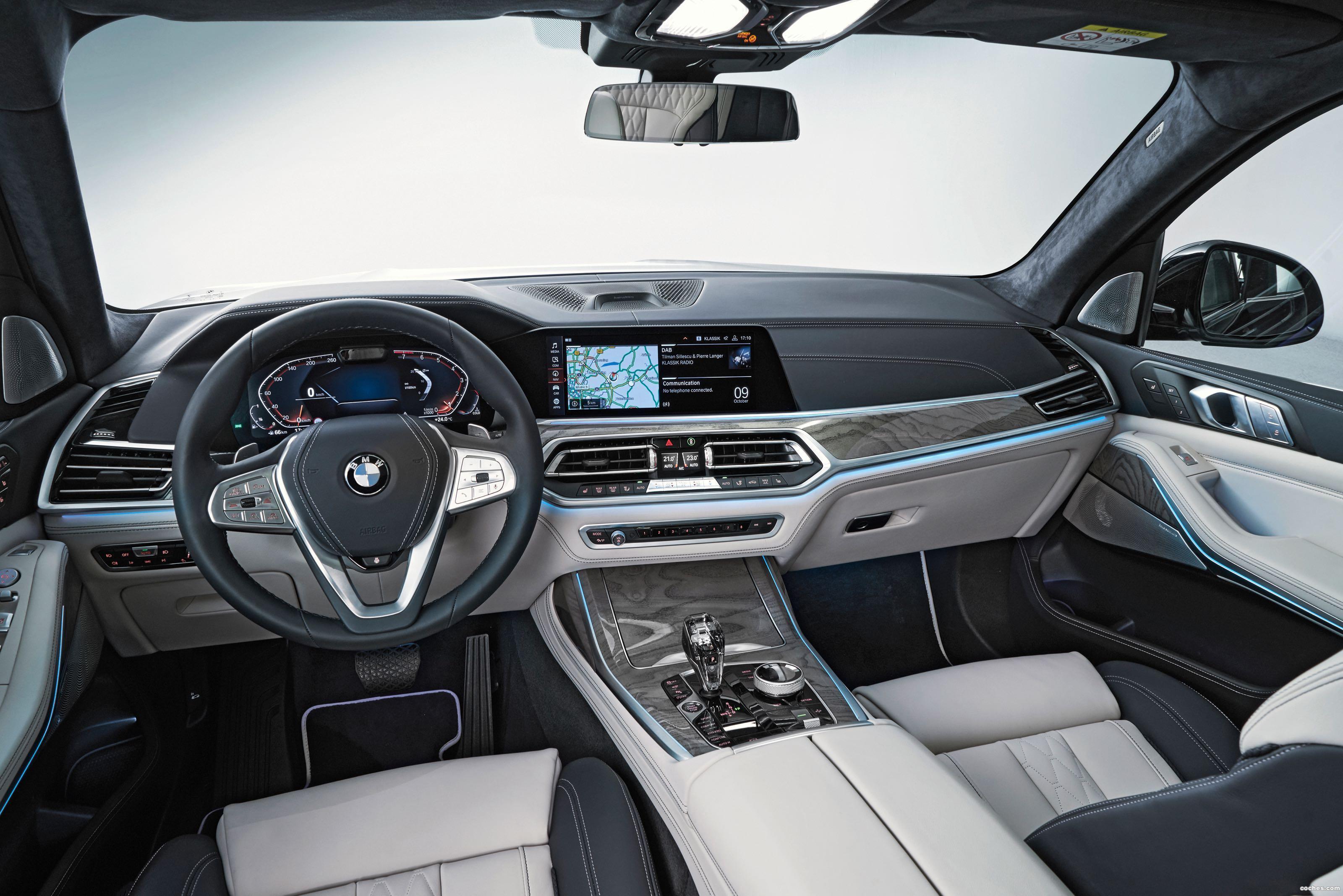 Foto 42 de BMW X7 xDrive40i (G07) 2019