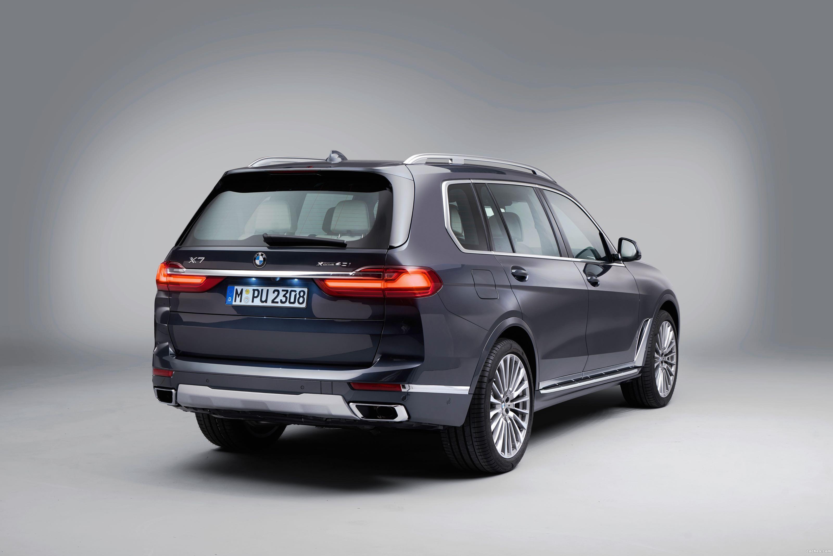Foto 34 de BMW X7 xDrive40i (G07) 2019