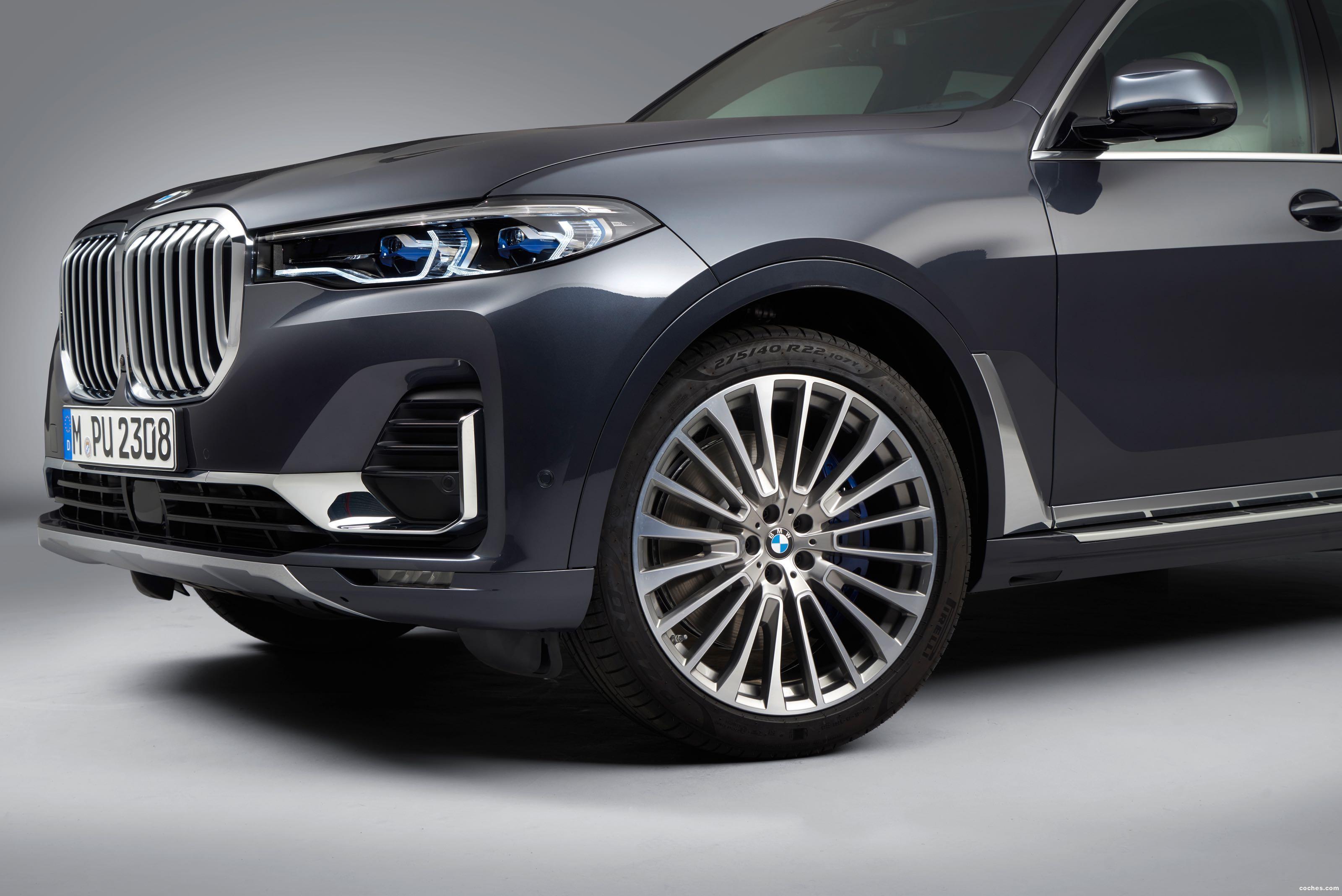 Foto 52 de BMW X7 xDrive40i (G07) 2019