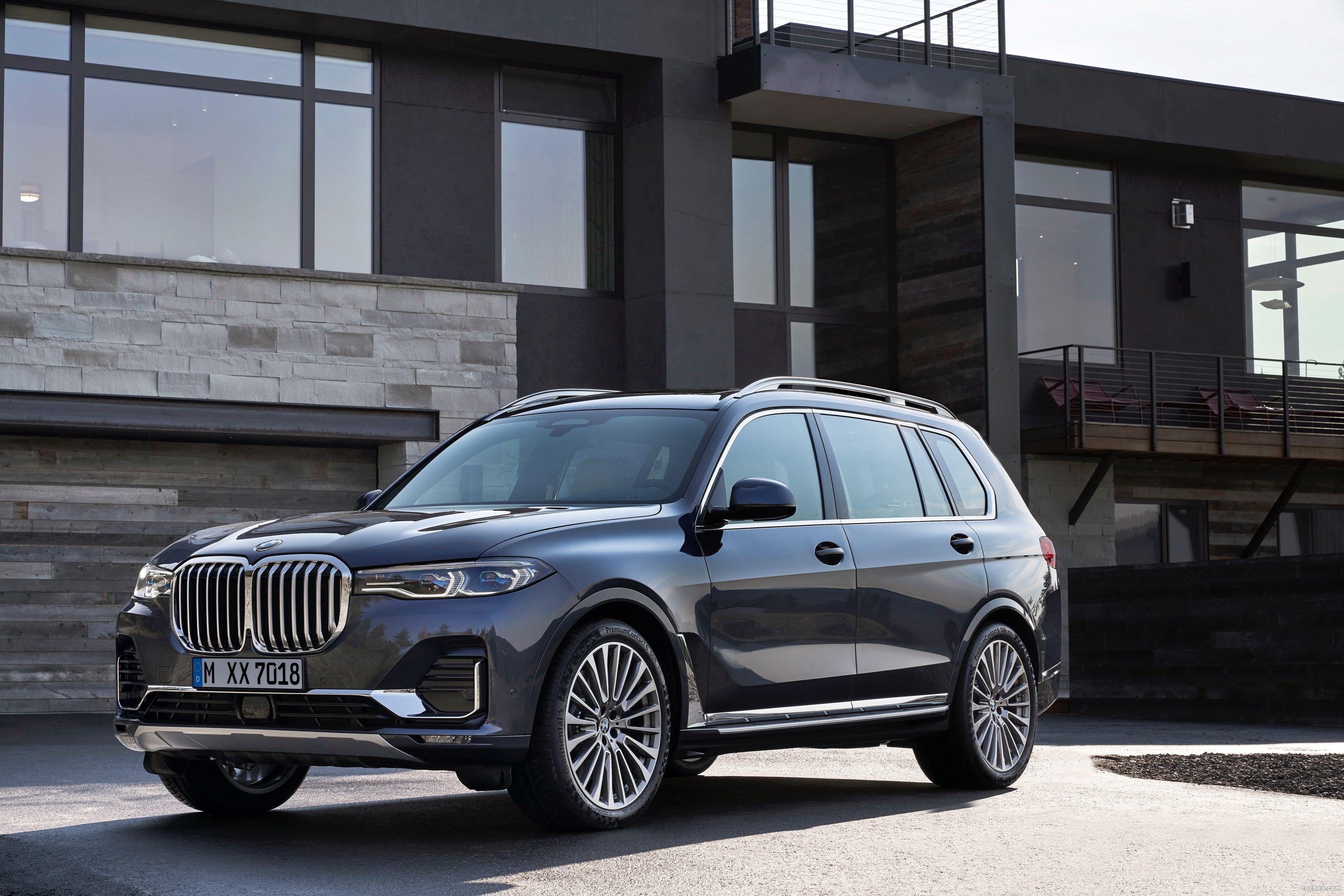 Foto 17 de BMW X7 xDrive40i (G07) 2019