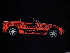 Ver foto 5 de BMW Z1 Art Car by A.R. Penck E30 1991
