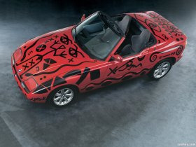 Ver foto 4 de BMW Z1 Art Car by A.R. Penck E30 1991