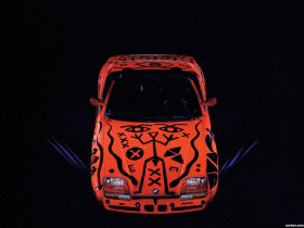 Ver foto 3 de BMW Z1 Art Car by A.R. Penck E30 1991