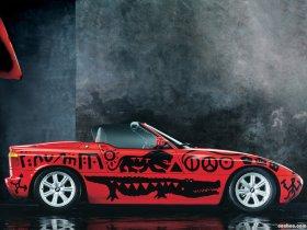 Ver foto 2 de BMW Z1 Art Car by A.R. Penck E30 1991