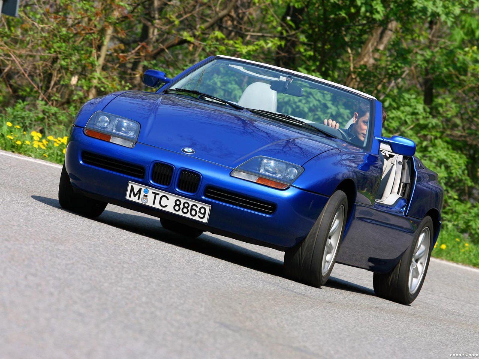 Foto 0 de BMW Z1 E30 1988