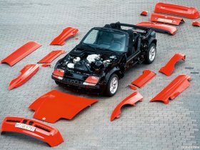 Ver foto 13 de BMW Z1 E30 1988