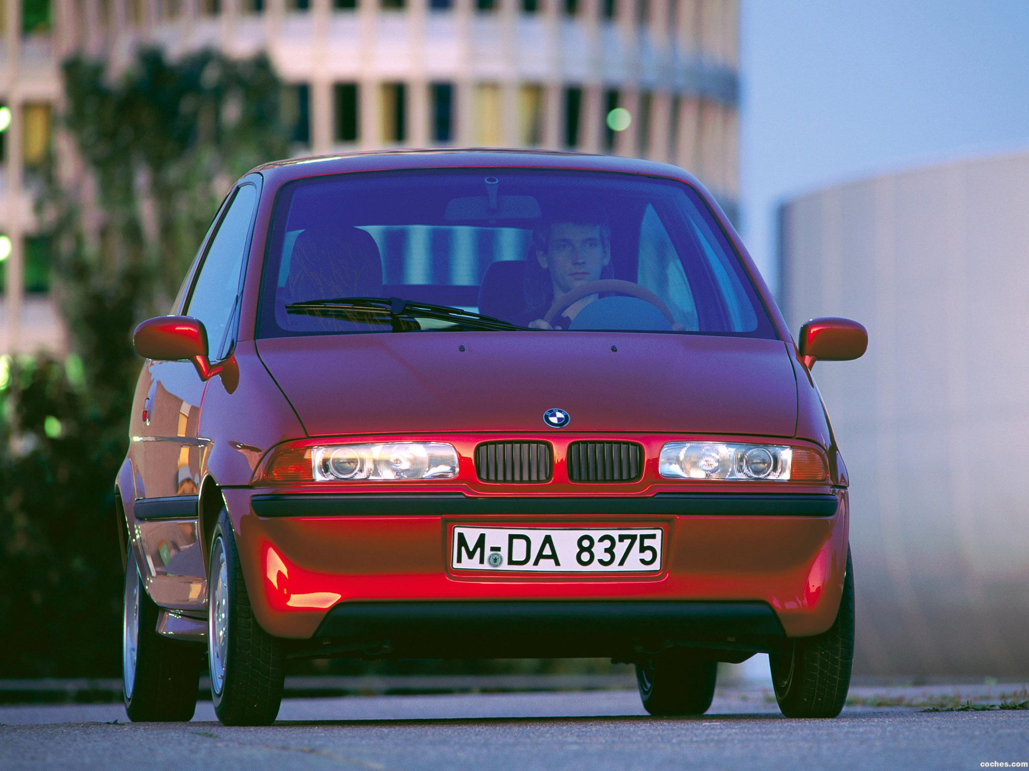 Foto 0 de BMW Z11 Concept E1 1991